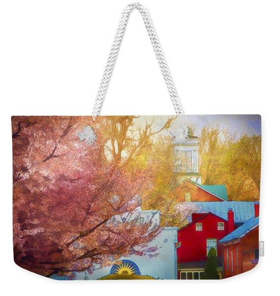 Sunshine In Springtime Weekender Tote Bag