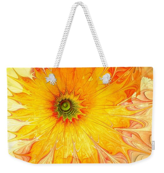 Sunshine Mine Weekender Tote Bag