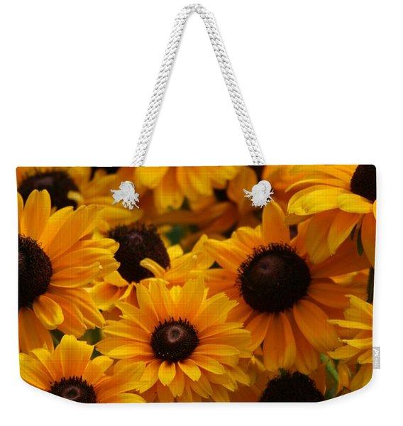 Sunshine On A Stem Weekender Tote Bag