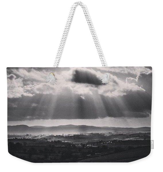 Sunstream Weekender Tote Bag