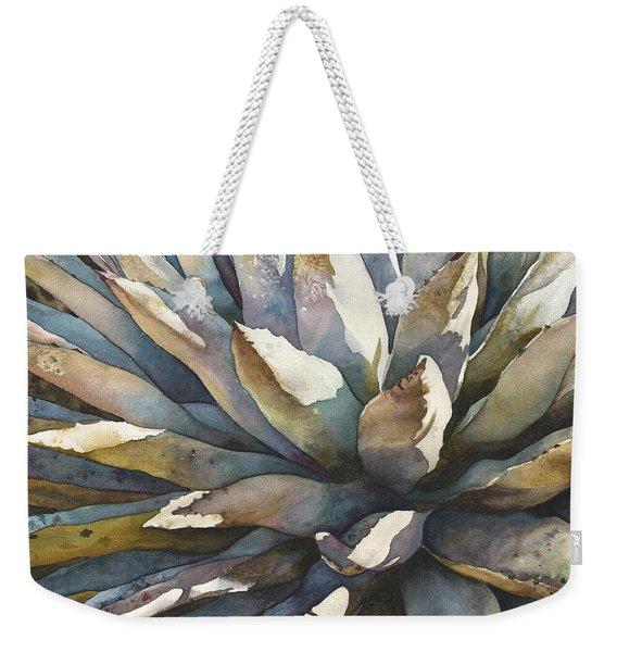 Sunstruck Yucca Weekender Tote Bag