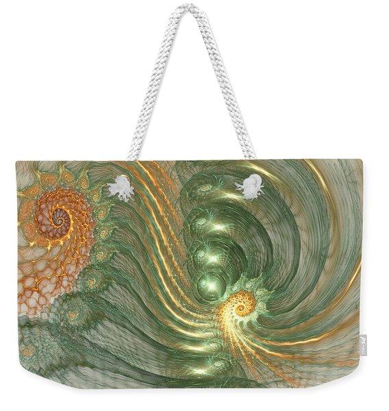 Surreal Field Weekender Tote Bag