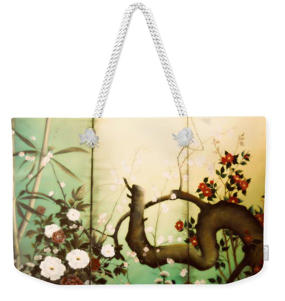 Sunshine In The Garden Weekender Tote Bag