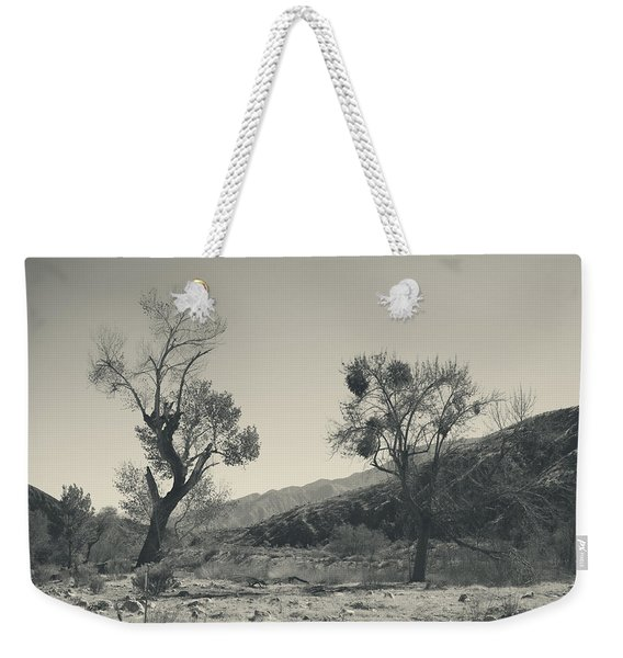 Suvival Can Be Tough Weekender Tote Bag