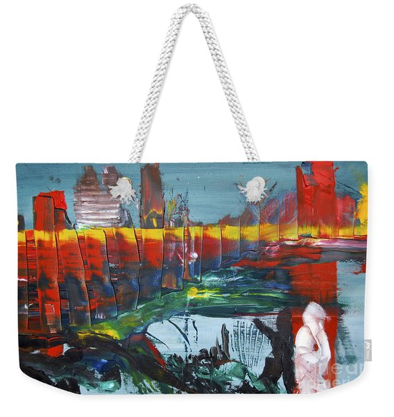 Suzanne's Dream I Weekender Tote Bag
