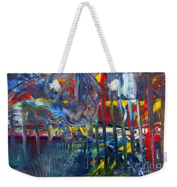 Suzanne's Dream II Weekender Tote Bag