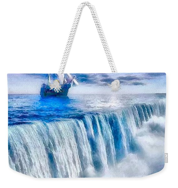 Swallow Falls Weekender Tote Bag