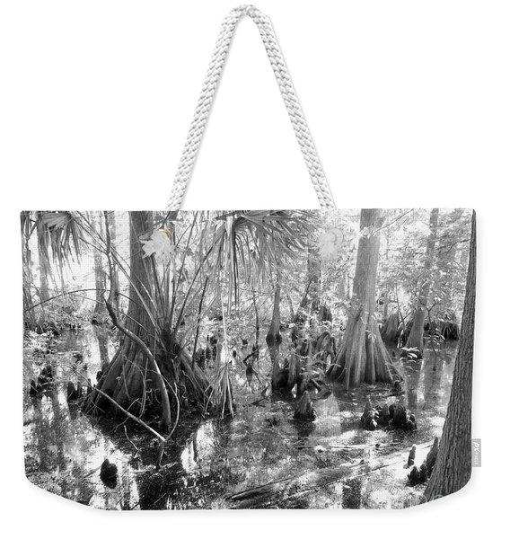 Swampland Weekender Tote Bag