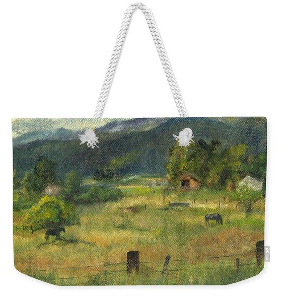 Swan Valley Residents Weekender Tote Bag