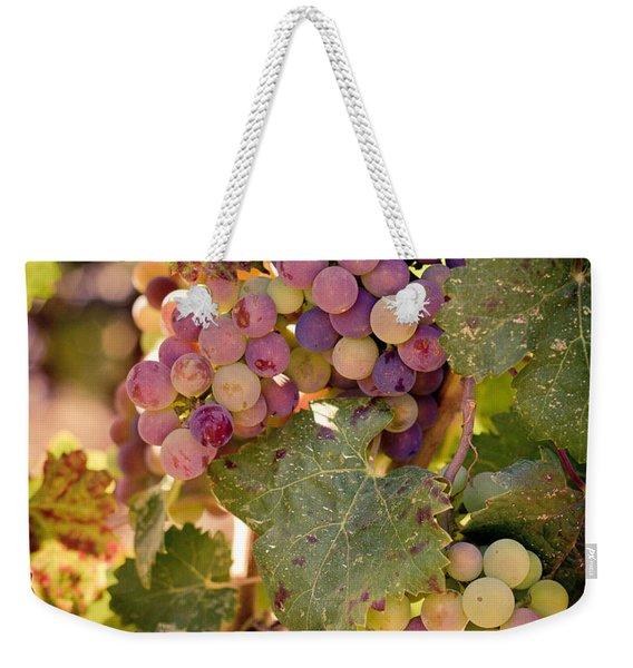 Sweet Grapes Weekender Tote Bag