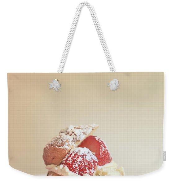 Sweet Inspiration Weekender Tote Bag