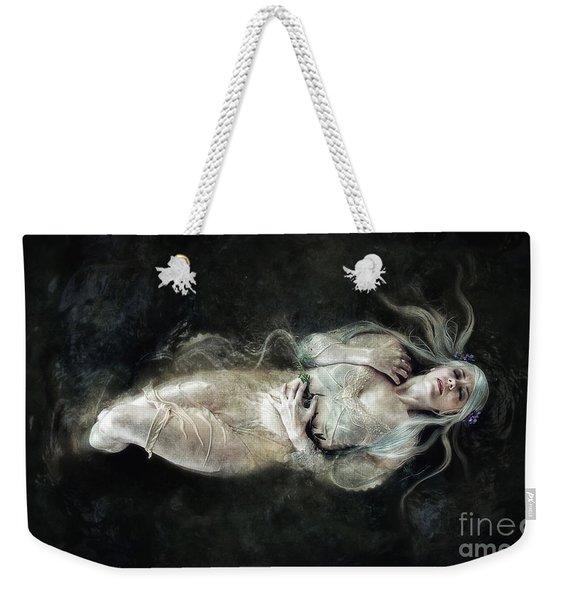 Sweet Ladies Goodnight Weekender Tote Bag
