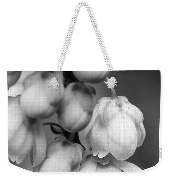 Sweet Mahonia Bloom Weekender Tote Bag
