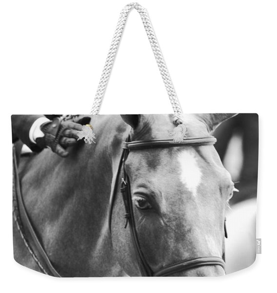 Sweet Pony Weekender Tote Bag