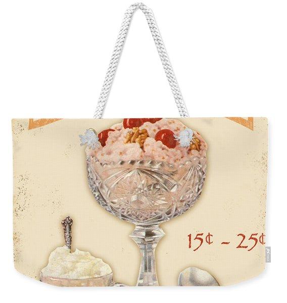 Sweet Treats Weekender Tote Bag