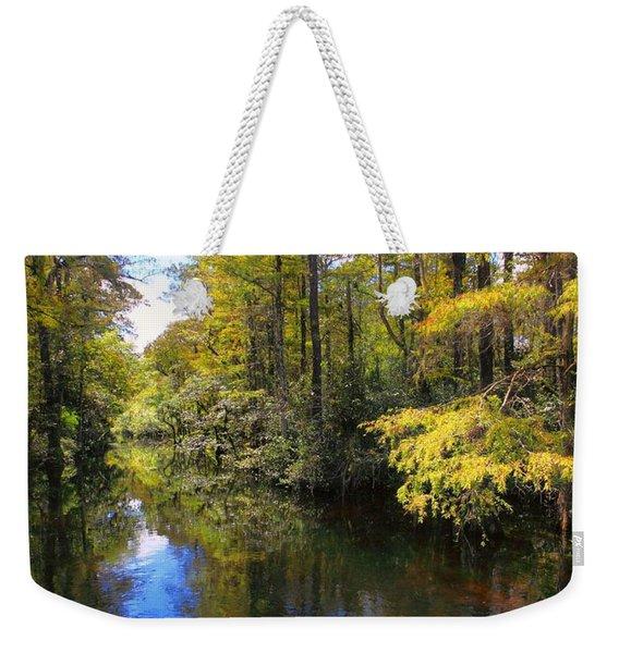 Sweetwater Strand - 3 Weekender Tote Bag