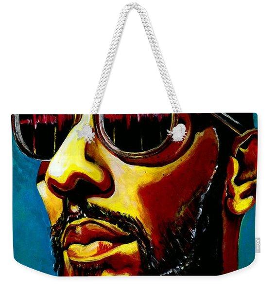 Swizz Beatz Weekender Tote Bag