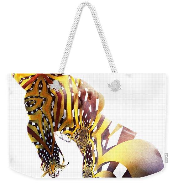 Swoon Weekender Tote Bag