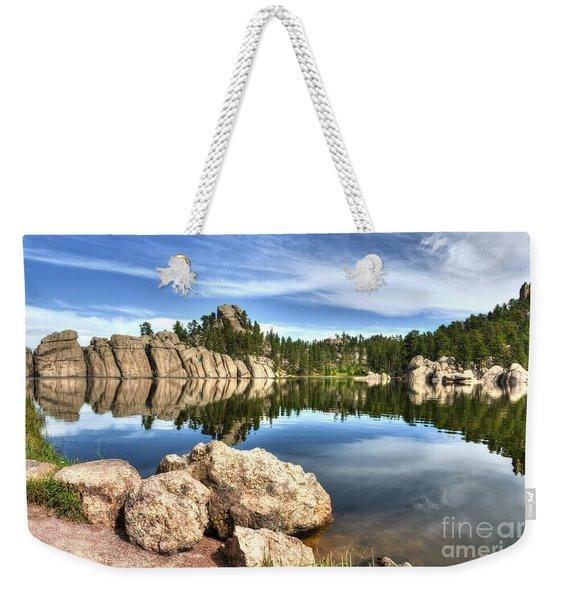 Sylvan Lake Reflections 2 Weekender Tote Bag
