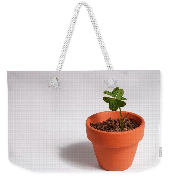 Symbol Of Good Luck Weekender Tote Bag