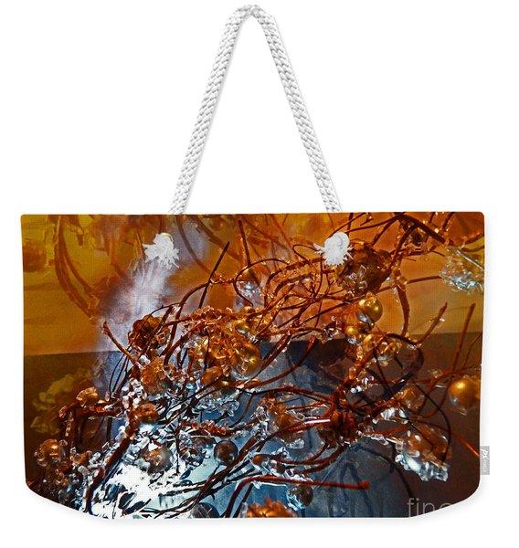 Synapses Weekender Tote Bag