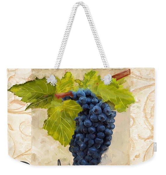 Syrah Weekender Tote Bag