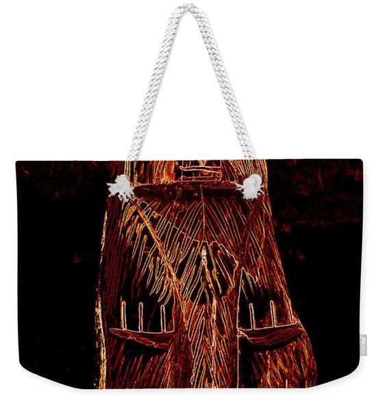 T O B Y Weekender Tote Bag