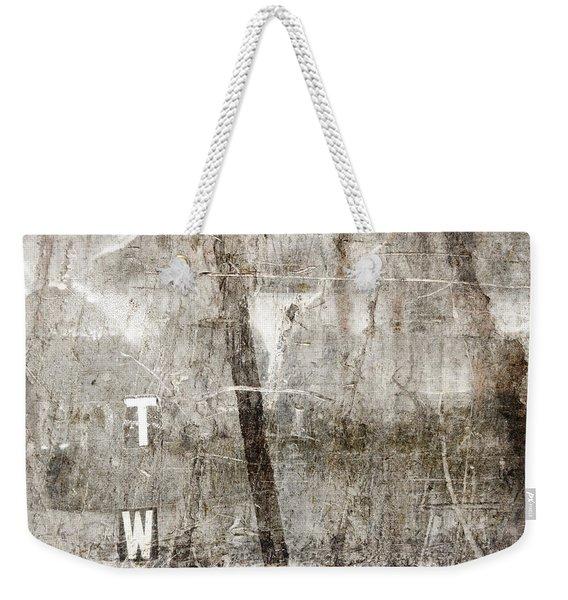 T W Weekender Tote Bag