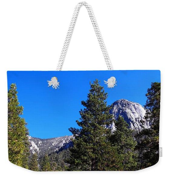 Tahquitz Rock - Lily Rock Weekender Tote Bag