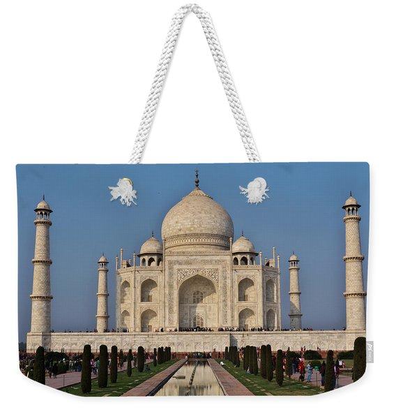 Taj Mahal Weekender Tote Bag