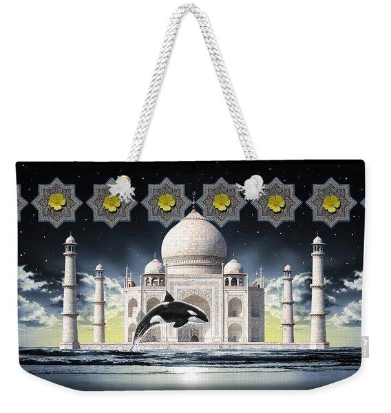 Taj Weekender Tote Bag