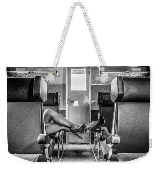 Take A Litte Trip Weekender Tote Bag