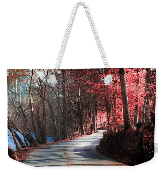 Take Me Home Country Roads Weekender Tote Bag