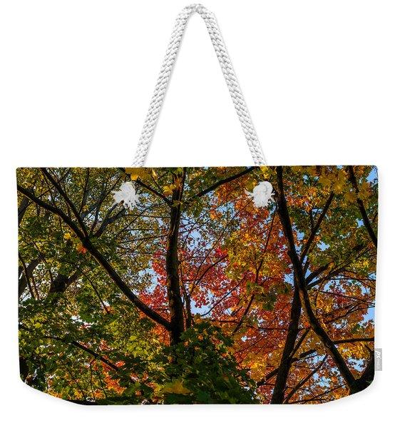 Tangle Weekender Tote Bag