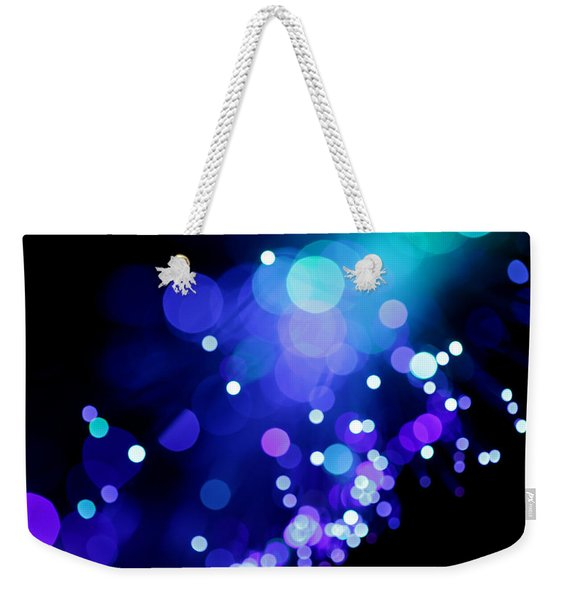 Tangled Up In Blue Weekender Tote Bag