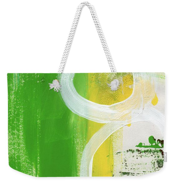 Tango- Abstract Painting Weekender Tote Bag