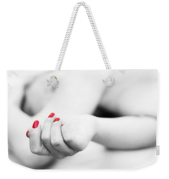 Tania Weekender Tote Bag