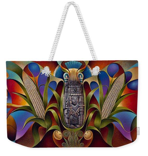 Tapestry Of Gods Weekender Tote Bag
