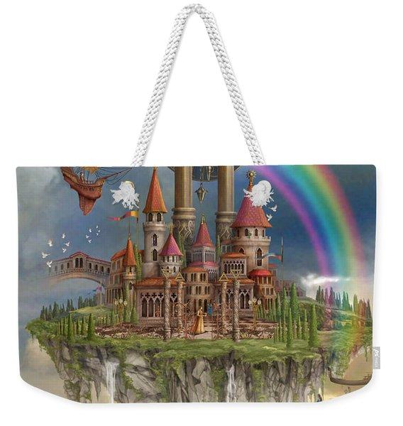 Tarot Town Weekender Tote Bag