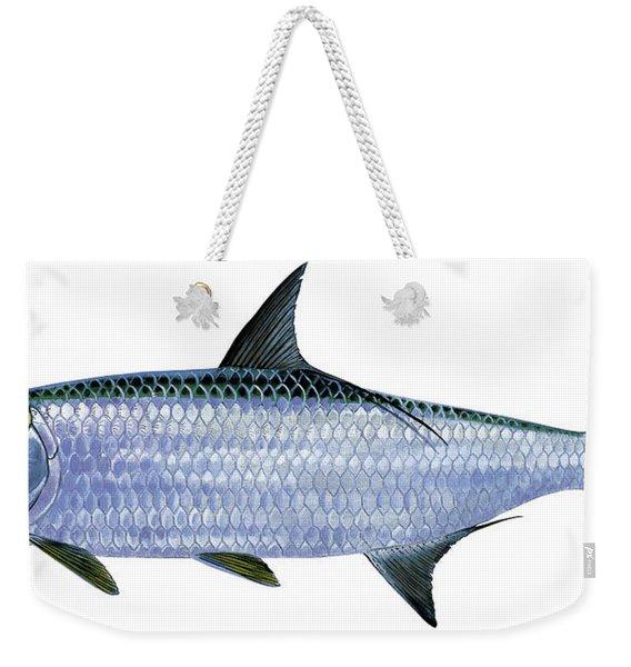 Tarpon Weekender Tote Bag
