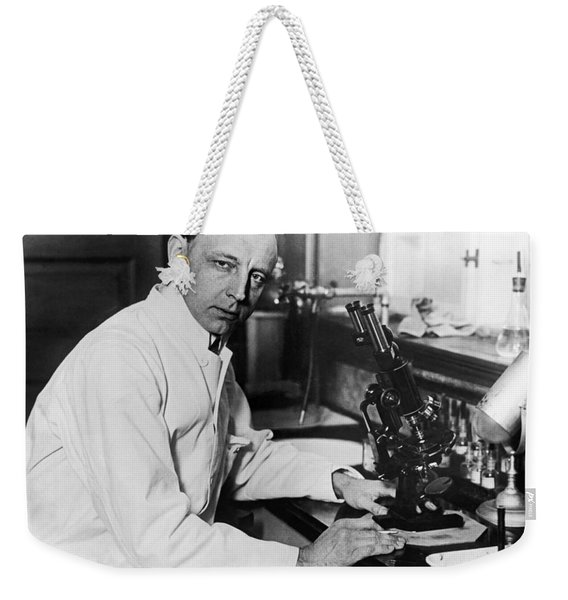 Tb Doctor And Researcher Weekender Tote Bag