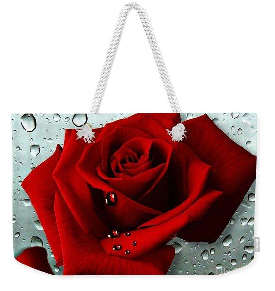 Tears From My Heart Weekender Tote Bag