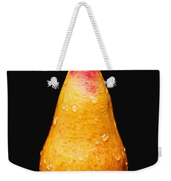 Tears Of A Sad Pear Weekender Tote Bag