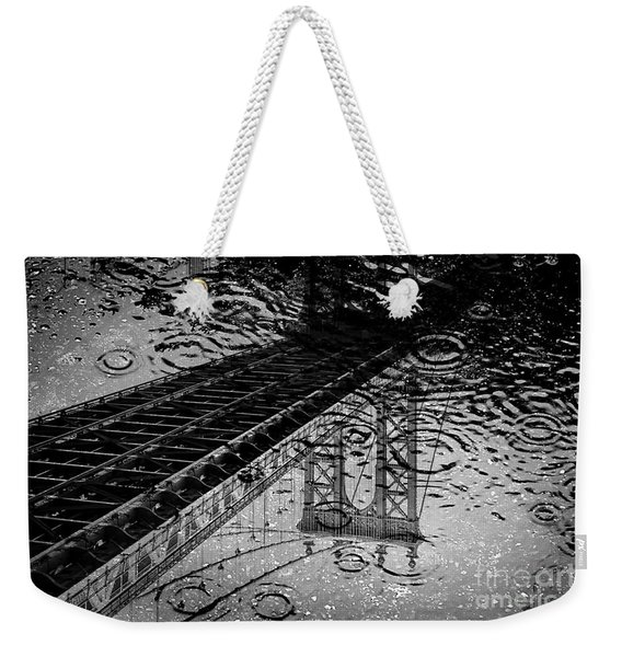 Tears Of New York Weekender Tote Bag