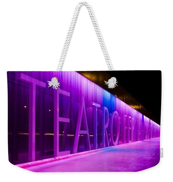 Teatro Fernan Gomez Weekender Tote Bag