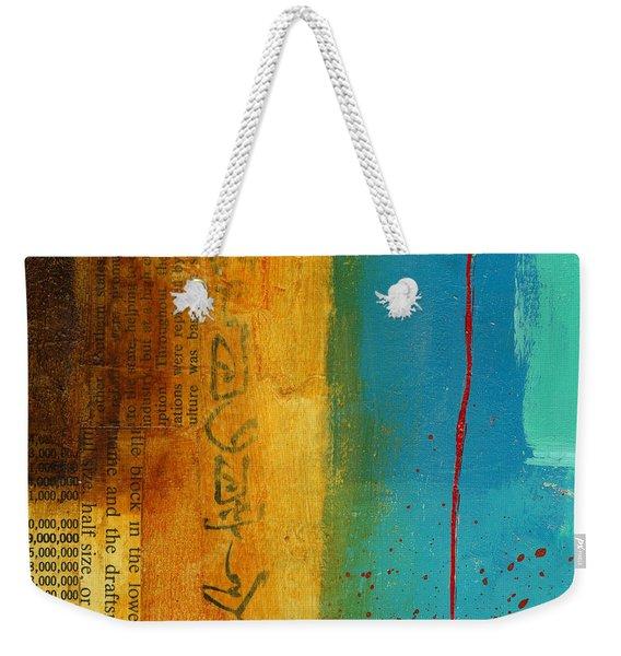 Teeny Tiny Art 111 Weekender Tote Bag