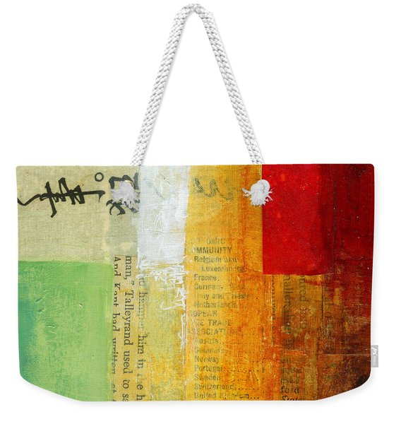 Teeny Tiny Art 118 Weekender Tote Bag