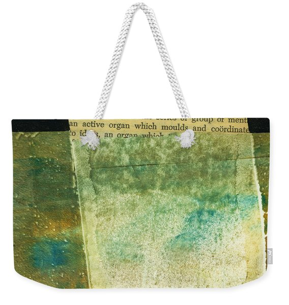 Teeny Tiny Art 124 Weekender Tote Bag