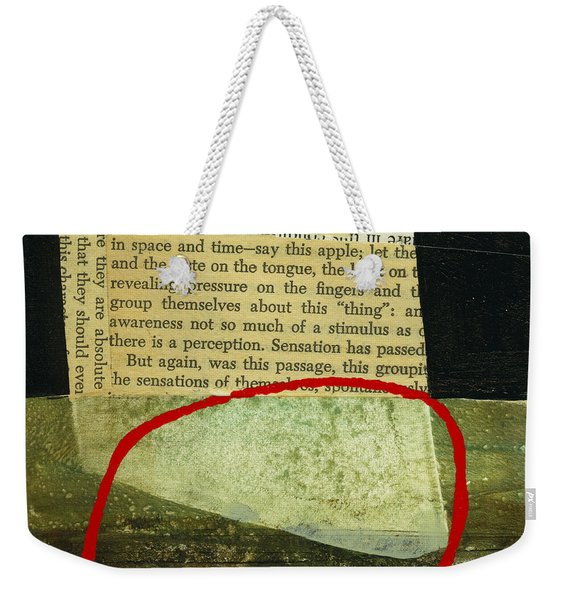 Teeny Tiny Art 125 Weekender Tote Bag