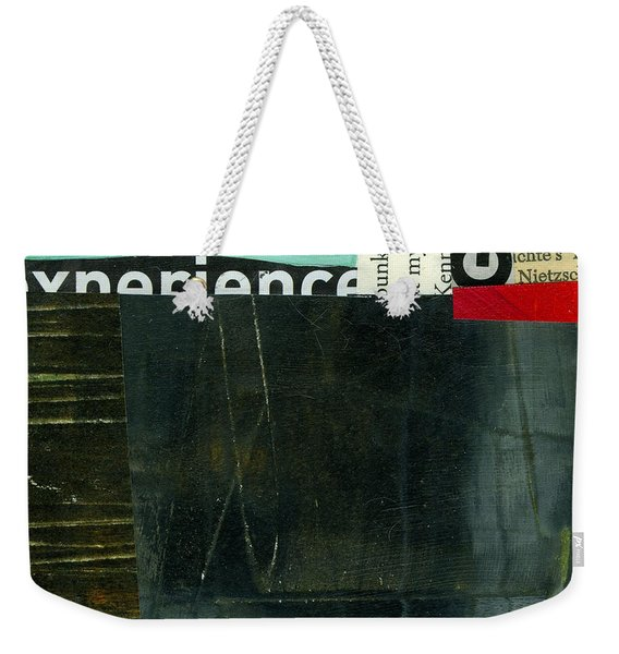 Teeny Tiny Art 74 Weekender Tote Bag